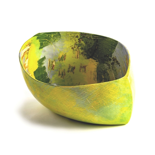 Iridescence Vessel (Med Green)