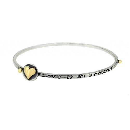 Bangle Love is all around