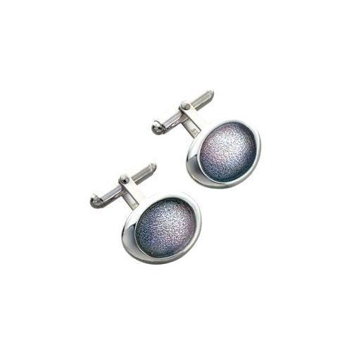 Shoreline Pebble Cufflinks