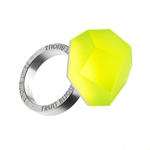 Top 24mm Bright Yellow  + Shank