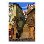 Radnicke Schody, Prague