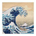 Hokusai's Dog