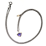 Necklace, Tanzanite