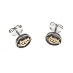 Smiling Cat Earrings