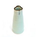 Celedon Bud Vase