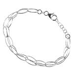 Bracelet 2 Strands Oval